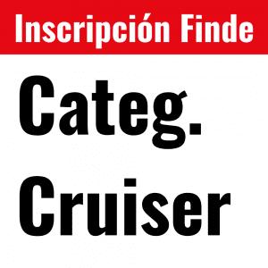 Insripción fin de semana cruiser