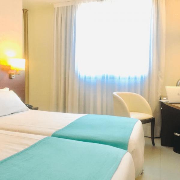 Hotel&Spa Real Ciudad De Zaragoza - Habitación