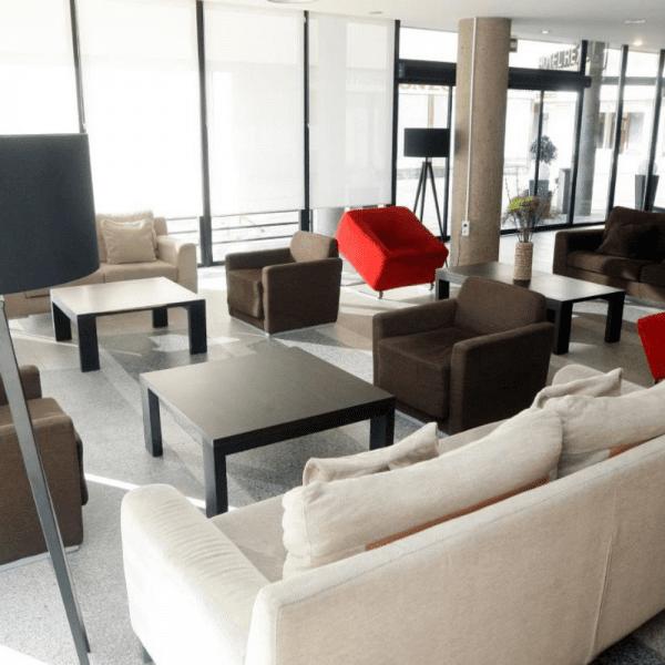 Hotel&Spa Real Ciudad De Zaragoza - Recepción